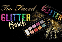 Тени для век Too Faced Glitter Bomb