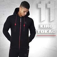 Толстовка спортивная зимняя Kiro Tokao