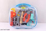 Детский набор инструментов 884-2 чемодан 29*8*26