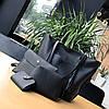Женские сумки набор черный  4в1 опт