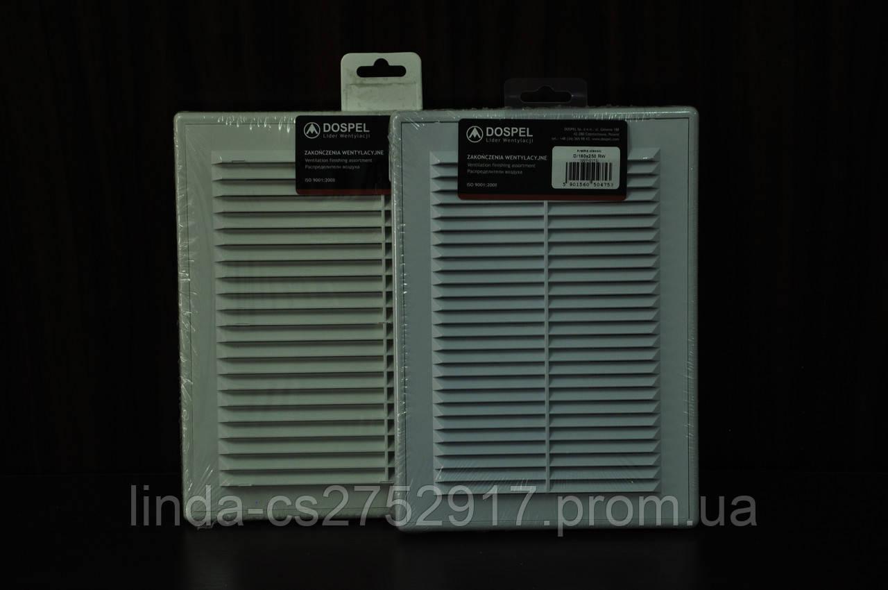 Решетка вентиляционная D\150 rw Dospel