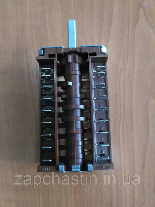 Перемикач електроплити EGO, 0+7 позицій (Німеччина) Beko/Candy
