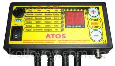 Блок управления для твердотопливного котла АТОS KOM-STER, фото 2