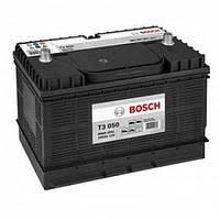 Аккумулятор 105 Ah 12v BOSCH (T3050), (330x172x240), EN 800 А Наложенный платеж, НДС