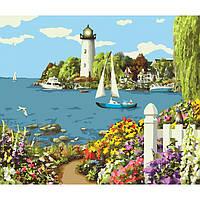 Картины по номерам Райский уголок (КНО2226), фото 1