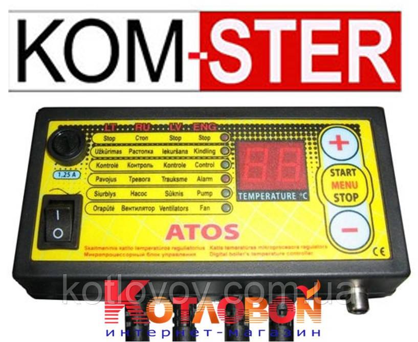 Блок управления для твердотопливного котла АТОS KOM-STER