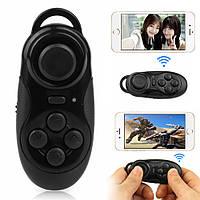 Беспроводный мини Bluetooth геймпад, пульт для селфи, мышка, джойстик для компьютера ноутбука телефона планшет