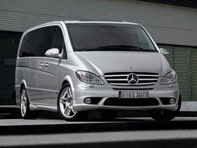 Тонировка автостекол на автомобиль Mercedes-Benz Vito 04- (Мерседес Вито 04-)
