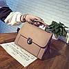 Женская сумочка с ручкой и ремешком опт
