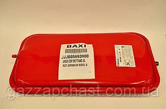 Бак расширительный Baxi / Westen 6л., M 14х1 (дымоходные модели) (5693900)
