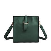 Женская сумочка маленькая зеленая опт, фото 1