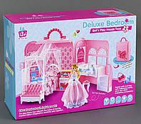 Игровой набор 6988 Комната Принцессы (кукольная мебель)