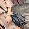 Женская сумочка мешок маленькая на завязках опт