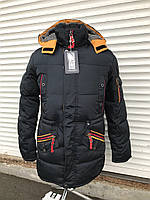 Мужская зимняя куртка Фабричный Китай 48-56