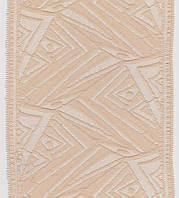 Кружево стрейч крем 17см 1286-18