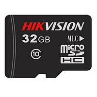 MicroSDHC карта на 32GB Hikvision DS-UTF32G-L2 10 Class