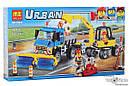 Конструктор Bela 10651 Urban (Lego City 60152) Уборочная техника 323 дет