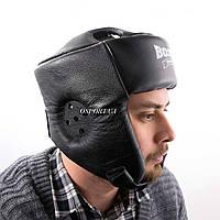 Шлем каратэ кожаный Boxer L (bx-0069)