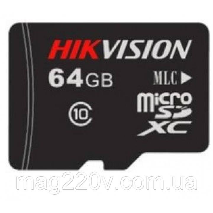 Микро SD карта памяти HS-TF-L2I/64G 10 Class