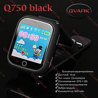 Детские часы Smart watch Q750 Black