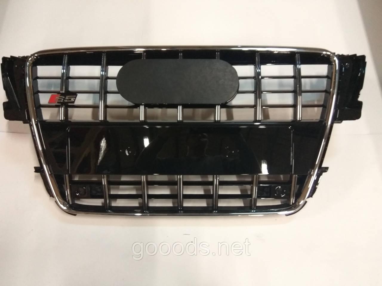 Решетка радиатора для Audi A5 в стиле S5 (08-12)