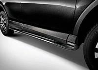 Пороги боковые Toyota Rav4 2015-