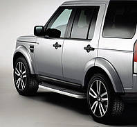 Пороги боковые Land Rover Discovery 3/4 2005-2016