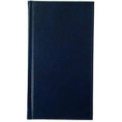 Еженедельник датированный 2020 BRISK OFFICE MIRADUR (8,6х15,3) синий