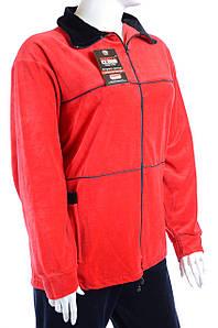 Велюровый женский спортивный костюм K117-8