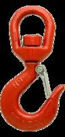 Крюк чалочный с вертлюгом тип 322C 1500 кг