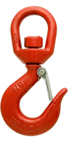 Крюк чалочный с вертлюгом тип 322C 3000 кг