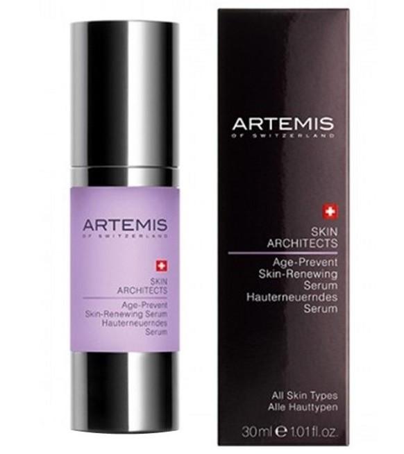 Обновляющая сыворотка для лица, Артемис Скин Аркитекс, Швейцария, 30 мл