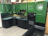 Кухня крашенный МДФ