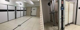 Выводной шкаф 19200 яиц