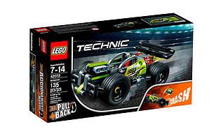 LEGO Technic Зелений гоночний автомобіль 42072