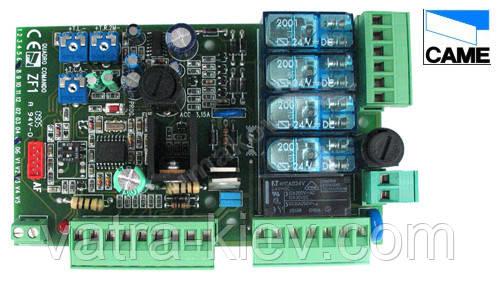 Блок управления CAME ZF1 для Krono-300