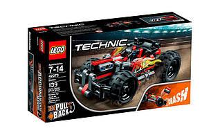 LEGO Technic Червоний гоночний автомобіль 42073