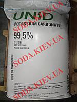 Карбонат калия (углекислый калий, поташ) K2CO3, фото 1