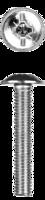 Винт с пресс-шайбой DIN 967 M6×25
