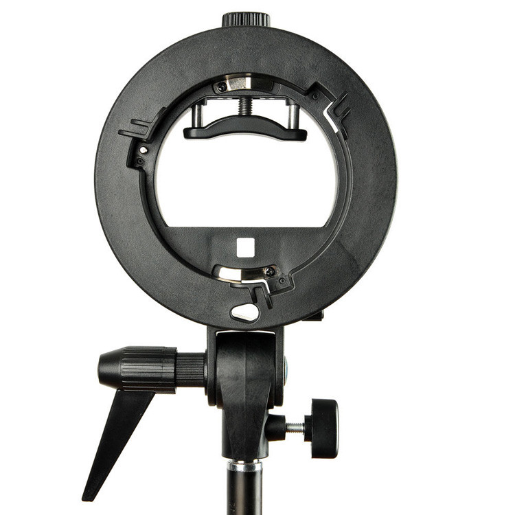 Держатель-переходник для накамерной вспышки на bowens (PLA5010-2)