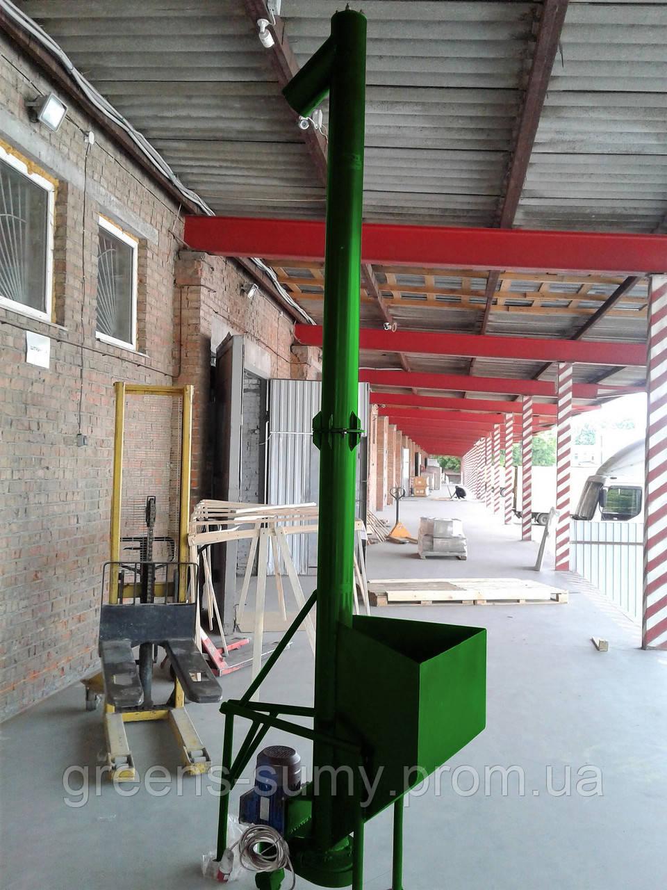 Транспортер шнековый вертикальный сколько стоит построить элеватор на 50 000 тонн