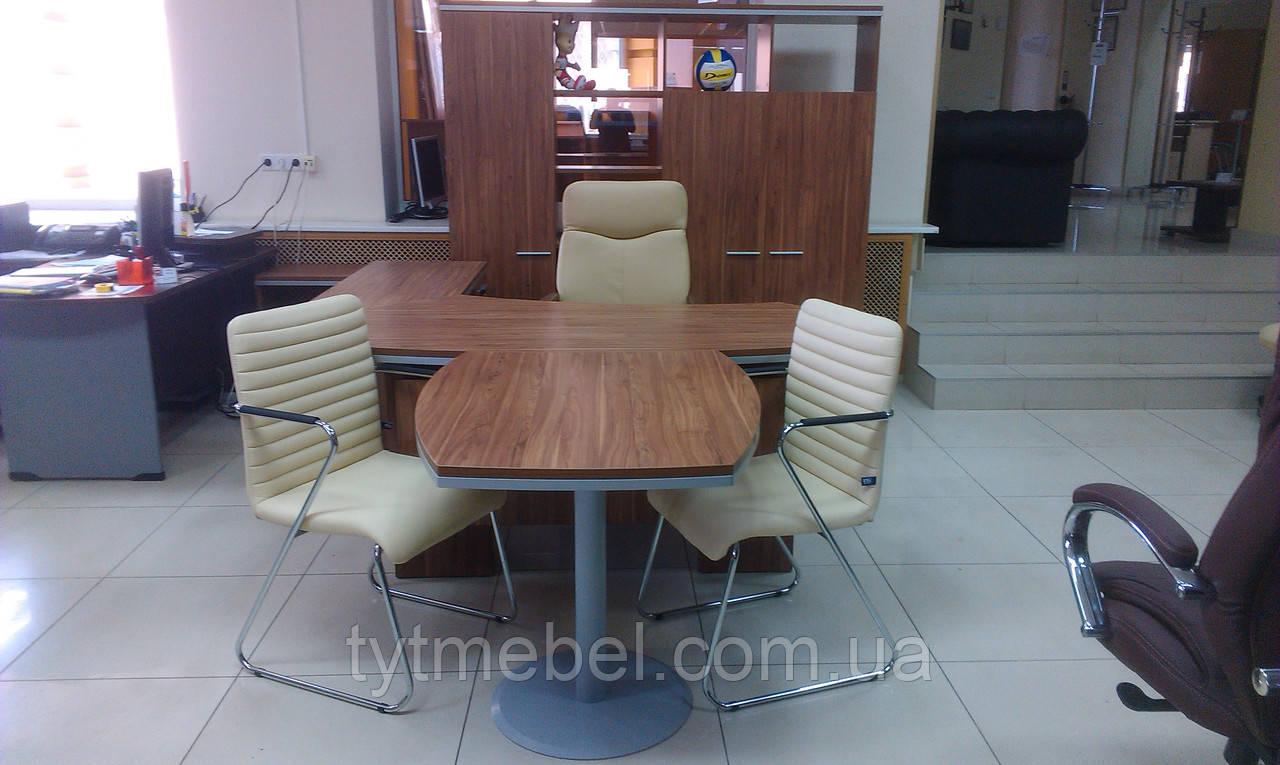 Кабинет руководителя Ньюмен  - Тут Мебель Интернет магазин мебели для офиса и дома в Харькове