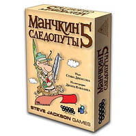 Настольная игра Манчкин 5: Следопуты