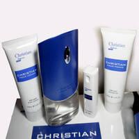 POUR HOMME Подарочный набор Christian (парфюм100ml+10ml+гель для душа+гель для тела)