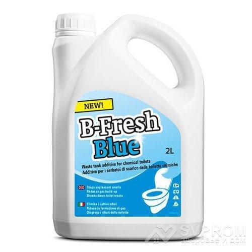Средство д/биотуалетов B-Fresh Blue, 2 л., Thetford