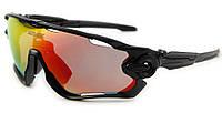 Спортивные солнцезащитные очки велоочки 3 пар линз Queshark TR90