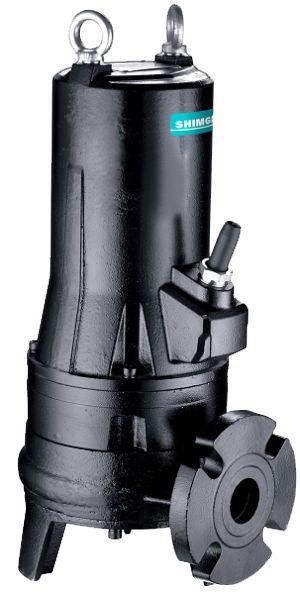 Погружной канализационный насос SHIMGE 50WQD7-7-0.75QG 750Вт Hmax=13,5м Qmax=11куб.м/час