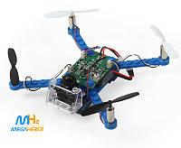 Конструктор радиоуправляемый квадрокоптер mini X-101 Blue