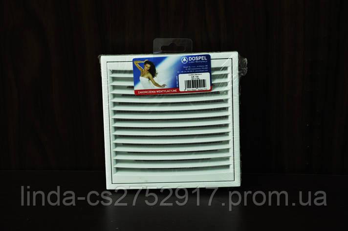 Решетка вентиляционная KR 100\125 Dospel, фото 2