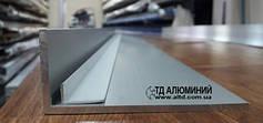 Уголок алюминиевый разносторонний